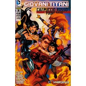 Giovani Titani 43 – Giovani Titani/ Cappuccio Rosso 19 - DC Comics Lion