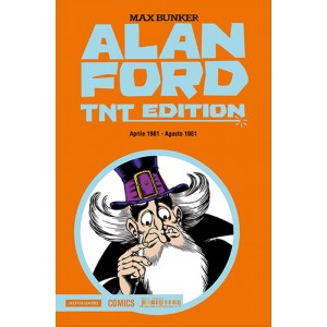 Alan Ford TNT Gold vol.12 di Max Bunker - Mondadori comics