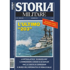 Storia Militare - mensile n. 267 Diceembre 2015