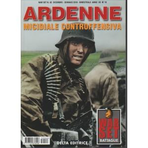 """WAR SET Battaglie """"ARDENNE """" micidiale controffensiva"""