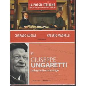 DVD n. 9 La Poesia Italiana-Giuseppe Ungaretti - l'allegria di un naufrago