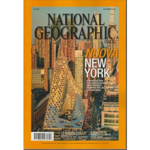 National Geographic Italia - Mensile Dicembre 2015