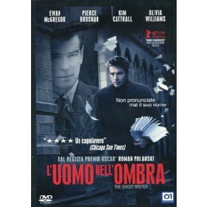 L' Uomo Nell'Ombra - The Ghost Writer - DVD