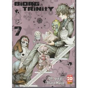 Manga:BIORG TRINITY 7 - Manga Best 7 - Planet Manga Panini comics