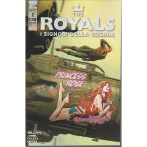 VERTIGO PRESENTA 33 – THE ROYALS – I SIGNORI DELLA GUERRA 02 DC Comics Lion