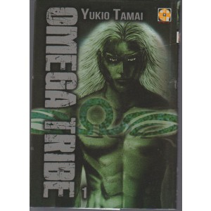 Manga Sci-Fi Collection 02 – Omega Tribe 01 di 14 - COEN