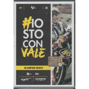 DVD n. 2 - Io Sto Con Vale - Un campione infinito