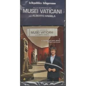 DVD - Alla Scoperta Dei Musei Vaticani - vol.4 Il fascino dell'arte antica