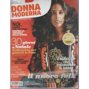 Donna Moderna - Settimanale n. 49 - 1 Dicembre 2015