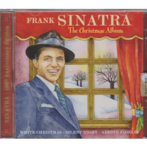 CD Frank Sinatra - The Christmas Album