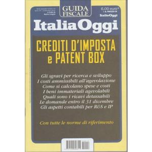 Crediti d'imposta e Patent Box - Guida fiscale di Italia Oggi