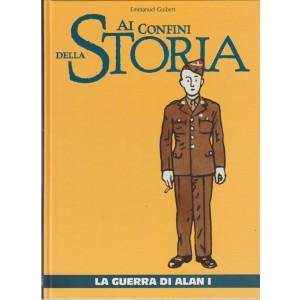 Ai Confini della Storia Vol. 35 - La Guerra di Alan vol. 1-Mondadori Comics