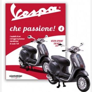 Vespa che passione! Vespa Sprint 150 ABS (2014)
