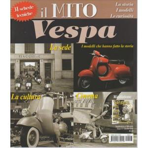 il Mito VESPA - La storia, i modelli, le curiosità (31 schede tecniche)