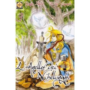 Manga Lady Collection 35 – L'Anello dei Nibelunghi 03 - Goen edizioni