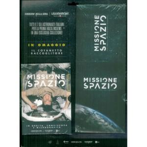 Missione Spazio Dvd 2° + cofanetto - In orbita, convivenza e microgravità