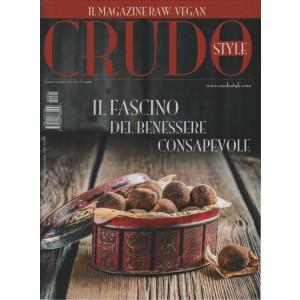 CRUDO Style - il Magazine RAW-VEGAN n. 6 Dic.2015/Genn.2016