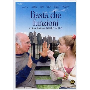 Basta Che Funzioni - scritto e diretto da Woody Allen - DVD