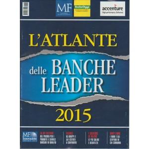 l'Atlante delle Banche leader 2015 by MF/Italia Oggi