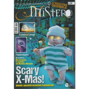 MISTERO Magazine - mensile n.33 Dicembre 2015