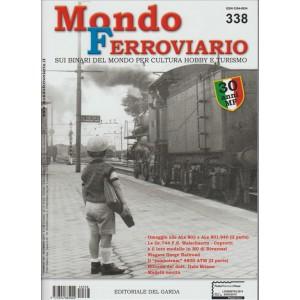 Mondo Ferroviario - mensile n.338 Dicembre 2015