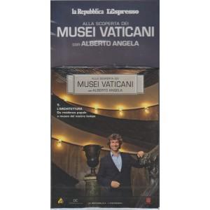 DVD - Alla Scoperta Dei Musei Vaticani - vol.5 L'architettura