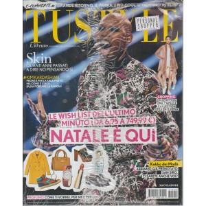 Tu Style - settimanale n. 49  dell'8 Dicembre 2015