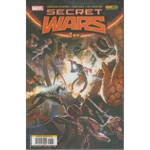 SECRET WARS vol.1di 9 - MARVEL MINISERIE 164 - Marvel Italia Panini Comics