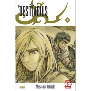 Manga: BESTIARIUS vol.3 - MANGA LAND vol.4 - Planet Manga Panini Comics