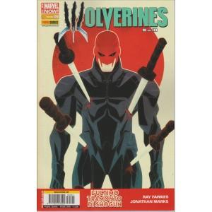 WOLVERINE vol.321 - WOLVERINES 9 - Marvel Italia - Panini comics