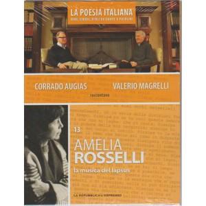 DVD n. 12 La Poesia Italiana-Amalia Rosselli - La musica del lapsus