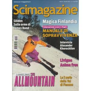 Scimagazine - mensile n. 6 Dicembre 2015