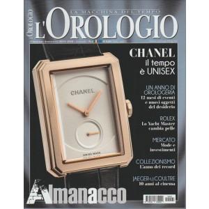 L'orologio Almanacco - La Macchina del Tempo - Annuale n. 4 Dicembre 2015