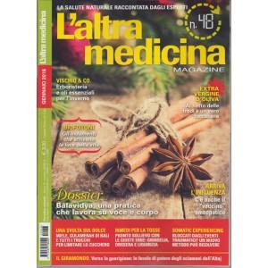 L'altra medicina magazine - mensile n.48 Gennaio 2016