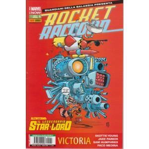 ROCKET RACCOON & IL LEGGENDARIO STAR-LORD vol.11-GUARDIANI GALASSIA PRESENTA