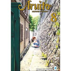 Manga: ARUITO - MOVING FORWARD n.8 - Star Comics coll. Shot n.198