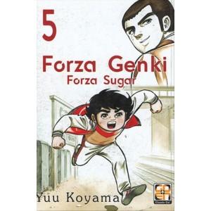 Manga: Dansei Collection 19 – Forza Genki! (Forza Sugar) 05  - Goen edizioni