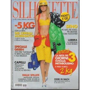 Silhouette Donna Pocket mesile n. 9 Settembre 2015