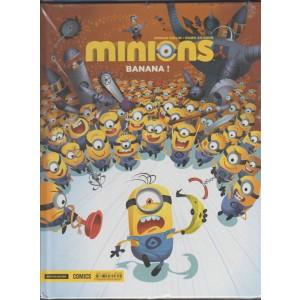 Minions n. 1 - Banana! di Didier Ah-Koon, Renaud Collin - Mondadori Comics