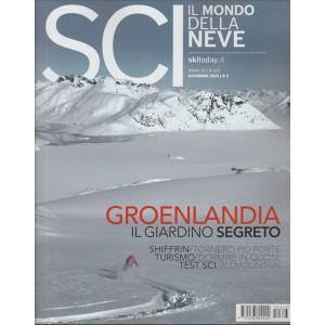 SCI il mondo della neve - mensile n. 323 Dicembre 2015