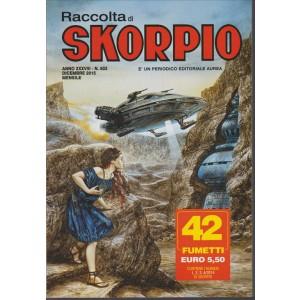 Raccolta Skorpio - mensile di fumetti nr. 503 Dicembre 2015