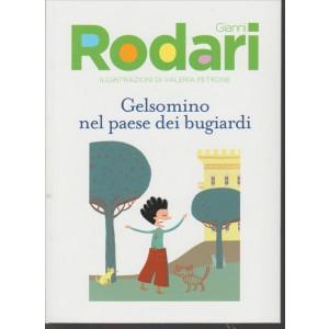 Gianni Rodari - Gelsomino nel paese dei bugiardi - by Corriere della sera