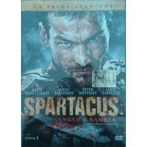 Spartacus - Sangue E Sabbia - Stagione 01 - DVD n.1