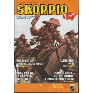 Skorpio - settimanale di fumetti n. 53 - 7 Gennaio 2016