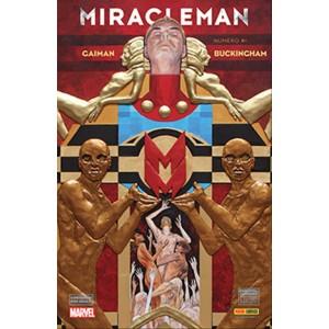 MIRACLEMAN DI GAIMAN & BUCKINGHAM 1 - MARVEL COLLECTION 45 - Marvel Italia