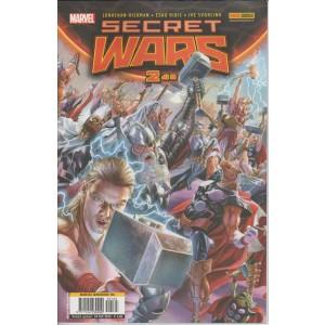 SECRET WARS #2 - MARVEL MINISERIE 165 - Marvel Italia Panini Comics