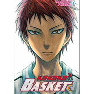 Manga: KUROKO'S BASKET # 20 - Star Comics coll.Dragon #211