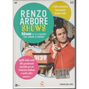 DVD Renzo Arbore Shows vol.3 by Corriere della Sera