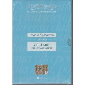 DVD il caffè filosofico vol. 18 Andrea Tagliapietra racconta Voltaire