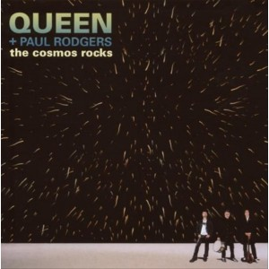 The Cosmos Rocks - Queen & Paul Rodgers - CD Musica